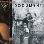 Document – 25th Anniversary Edition (Re-Release) - Cover