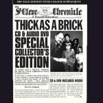 Thick As A Brick - 40th Anniversary Edition - Cover