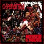 Mutilated In Minutes (Re-Release) - Cover