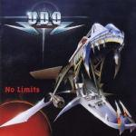 No Limits (Re-Release) - Cover