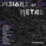 Visions Of Metal Compilation 1 - Cover