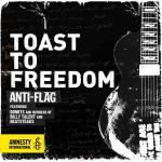 Toast To Freedom - Cover