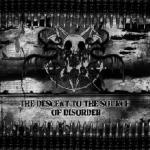 The Descent To The Source Of Disorder - Cover