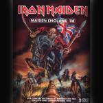 Maiden England '88 - Cover