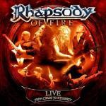 Live - From Chaos To Eternity - Cover