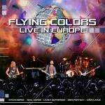 Live In Europe - Cover