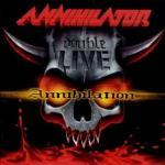 Double Live Annihilation (Re-Release) - Cover