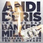 Million Dollar Haircuts On Ten Cent Heads - Cover