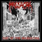 Day Of The Massacra (Re-Release) - Cover
