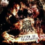 Victims Of Negligence - Cover