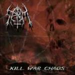 Kill, War, Chaos - Cover