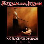 No Place For Disgrace – 2014 - Cover