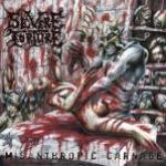 Misanthropic Carnage - Cover