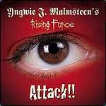 Attack!! - Cover