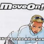 Snowboardmädchen - Cover