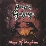 Wage of Mayhem - Cover