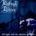 Of Light And The Absence Of Light - Cover