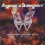 Requested Document Live 1980-1983, Vol. 2 - Cover