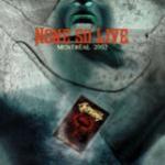 None So Live - Cover