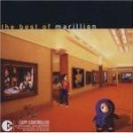 Best Of Marillion - Cover