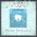 Desire For Justice (EP) - Cover