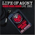 River Runs Red Again: Live 2003 - Cover