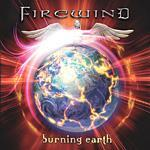 Burning Earth - Cover