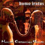 Human Consumes Human - Cover