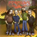 The Hellbum - Cover