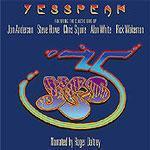 Yesspeak - Cover