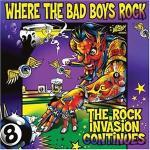 Where The Bad Boys Rock Vol. II - Cover