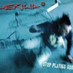 Stop Playing God - Cover
