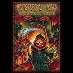 Monsters Of Metal Part 2 - Cover