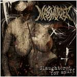 Slaughtered For Snuff - Cover