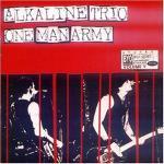 BYO Split Series Volume V: Alkaline Trio/ One Man Army - Cover