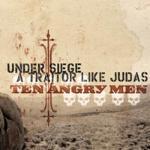Ten Angry Men Split - Cover