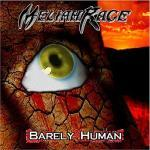 Barely Human - Cover