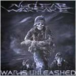 War Is Unleashed - Cover