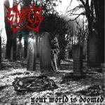 Your World Is Doomed - Cover