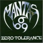 Zero Tolerance - Cover