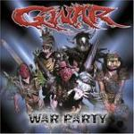 War Party - Cover