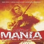 Rock Hard Mania - 20 Jahre Rock und Metal im Überblick - Cover