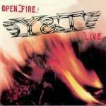 Open Fire - Live (Re-Release) - Cover