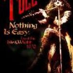 Nothing Is Easy: Live At The Isle Of Wight 1970 - Cover