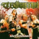Metallitotuus - Cover