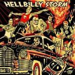 Hellbilly Storm - Cover