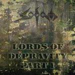 Lords Of Depravity Part One - Cover