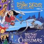 Dig That Crazy Christmas - Cover