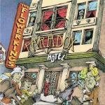 Paradox Hotel - Cover