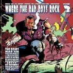 Where The Bad Boys Rock Vol. 3 - Cover
